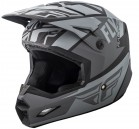 KASK CROSS/ENDURO FLY RACING ELITE GUILD KOLOR CZARNY