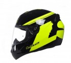 Kask integralny LS2 FF352 ROOKIE FLUO BLACK HI-VIS YELLOW