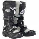 Buty off road ALPINESTARS TECH 7 SUPERMOTO, kolor czarny