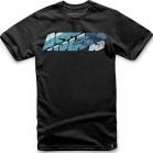 Koszulka Alpinestars  BARS, kolor czarny rozmia