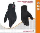 Wk�adki elektryczne do r�kawic KLAN Lycra Gloves
